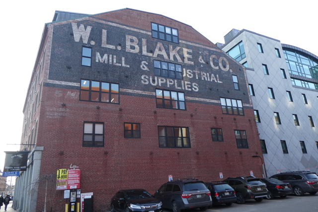 W. L. BLAKE & CO. MILL & INDUSTRIAL SUPPLIES